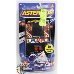 NEW ASTEROIDS HAND HELD ARCADE GAME