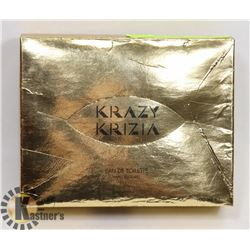 KRAZY KRIZIA WOMANS 100ML EAU DE TOILETTE SPRAY