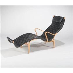 Bruno Mathsson-Pernilla series chaise lounge