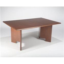 Frank Lloyd Wright-Dining table