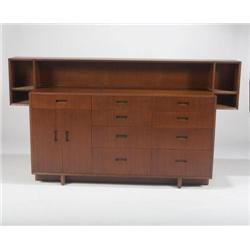 Frank Lloyd Wright-Buffet with top