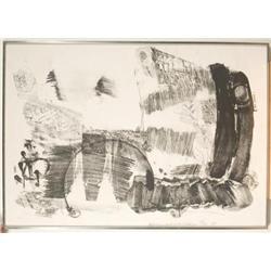 Robert Rauschenberg-Test Stone 4