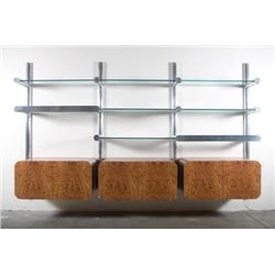 Pace-Modular shelving unit