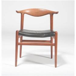 Hans J. Wegner-Cow-horn chair (model no. JH 505)