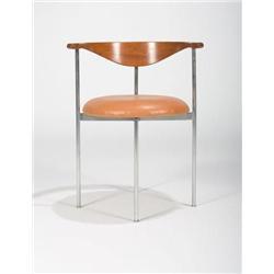 Fritz Hansen-Round back chair