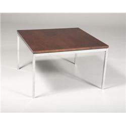 Florence Knoll-Rosewood square end table