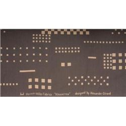 Alexander Girard-Manhattan No. 490 fabric bolt (a