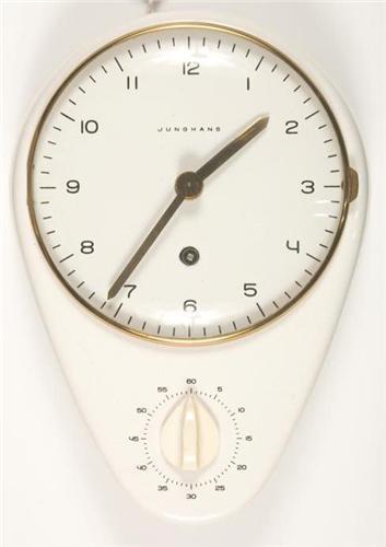 Fantastic Max Bill Manual Kitchen Clock Download Free Architecture Designs Rallybritishbridgeorg