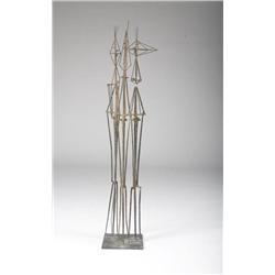 Tony Rosenthal-Three Graces sculpture
