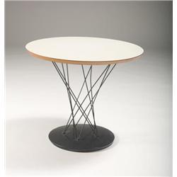 Isamu Noguchi-Circular side table