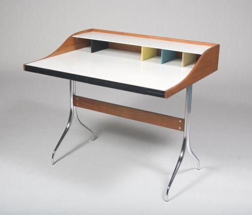 George Nelson Swag Leg Desk. Loading Zoom