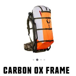 BADLANDS Carbon Ox Frame