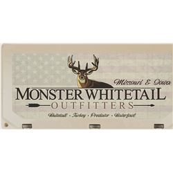 Monster Whitetail Outfitters - 3 day predator hunt for 1 hunter