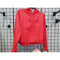 New Body Wrappers Hooded Pullover  XL
