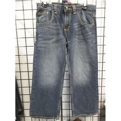 New Wranglers Boy Jeans relaxed 10 Husky