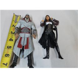 Assassin Creed Action Figures