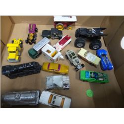 Lot of Hot Wheel and Matel Cars