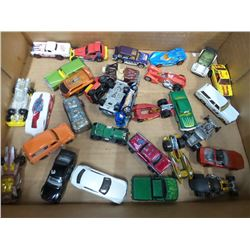 Lot of Hot Wheel and Matel Cars Has some collectible rare ones