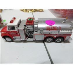 Tanker Firetruck limited edition