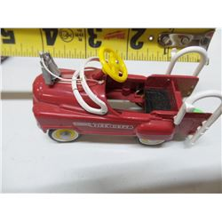 Fire Department Mini pedal car