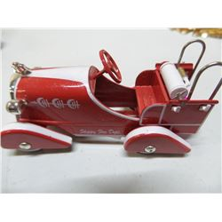 Skippy Fire Department model car