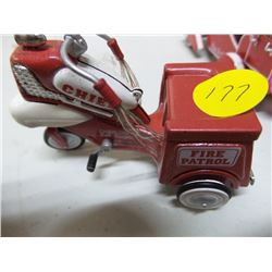 Fire Patrol Chief Trike Model