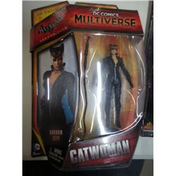 Cat Woman Action Figure Multiverse