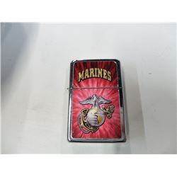 New Marines Zippo Style Lighter New