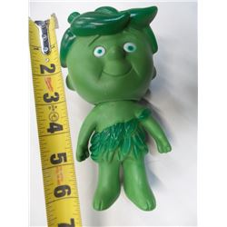 Vintage Green Giant Figure