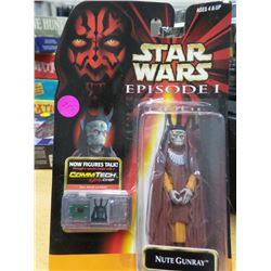 New Star Wars Episode 1 action figure