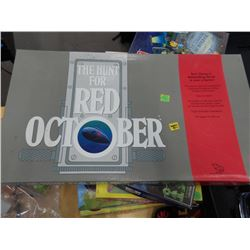 The Hunt for Red October Game