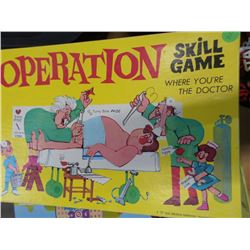 3 Operations games