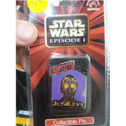 New Star Wars CP3O Pin