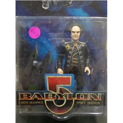 New Babylon 5 Action Figure