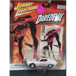 New Johnny Lightening Daredevil Car