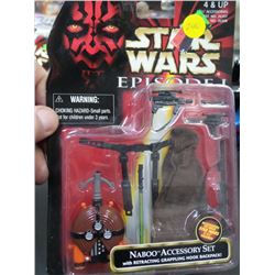 New Star Wars Episode 1 Naboo Accessory Kit