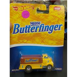 New Nestle's butterfinger Hot Wheels