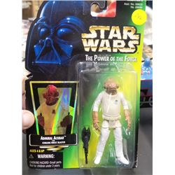 New Star Wars Admiral Ackbar action figure