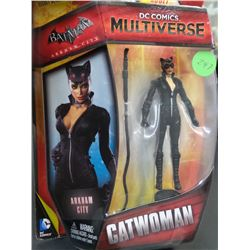 New Cat Woman Action Figure