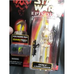 New Star Wars Episode 1 00M-9 Action Figure