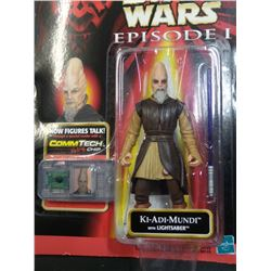 New Star Wars Episode 1 Ki-adi-mundi Action Figure