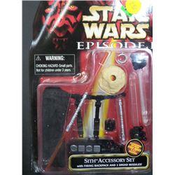 New Star Wars Sith Accessory Kit