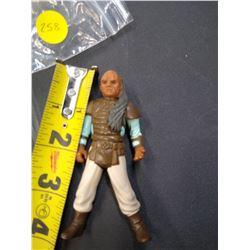 1977 Star Wars Weeguoy Skiff Guard