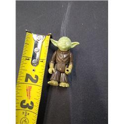 1977 Star Wars Yoda Action Figure