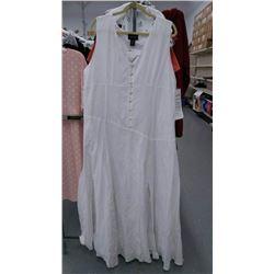 NEW WOMENS XL TALL DRESS BY ASHRO