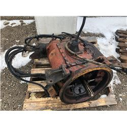 FULLER 9 SPD TRANSMISSION - WORKING