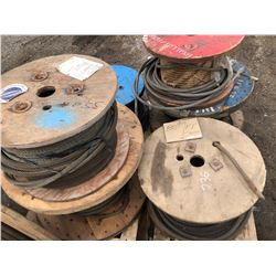 SKID LOT CRANE CABLE