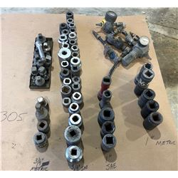 SKID LOT SOCKETS / ADAPTERS