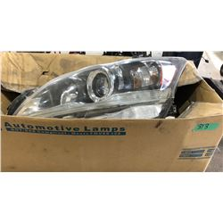 LEXUS LEFT HEADLIGHT