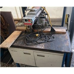 BLACK & DECKER 740 RADIAL ARM SAW
